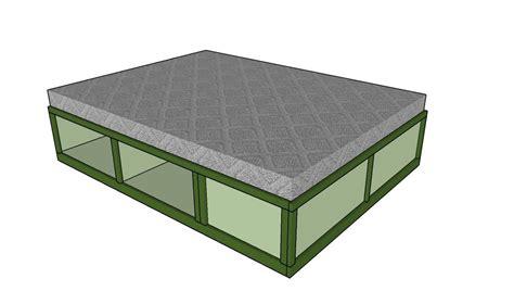 queen storage bed plans diy storage bed diy bedframe