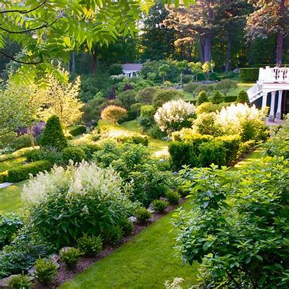 Garden Formal Traditional Magnificent Gardens Inviting Yet