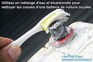Comment Changer Batterie Voiture : voici comment nettoyer facilement une batterie de voiture oxyd e ~ Medecine-chirurgie-esthetiques.com Avis de Voitures
