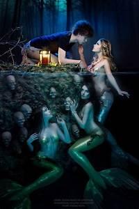 Evil mermaids   Cute Stuff   Pinterest