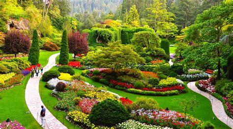 Gardens Bc - butchart gardens tour overnight packages clipper vacations