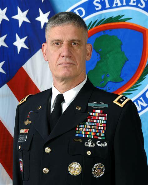 General David M Rodriguez Usafricom
