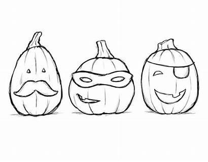 Cosplay Coloring Pumpkins Three