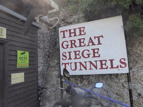 the great siege the great siege tunnels gibraltar tripadvisor