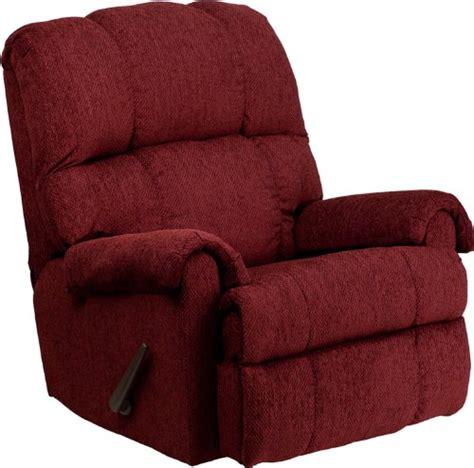 flash furniture contemporary tahoe burgundy chenille