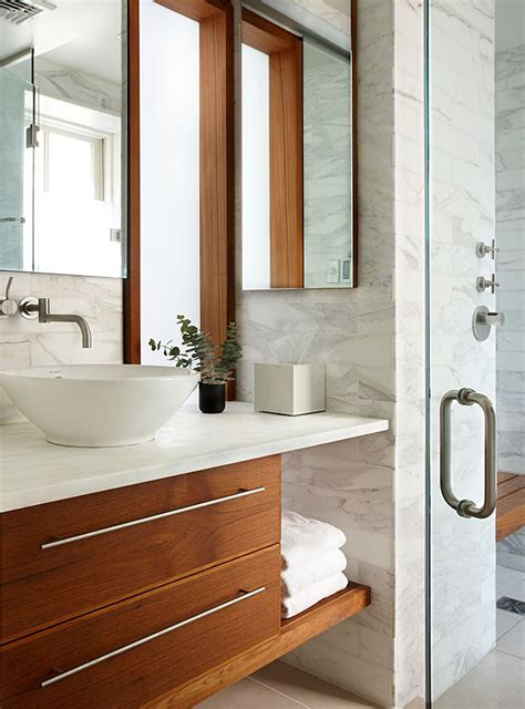 Spa Vanities For Bathrooms by Cwb Architects 187 Soho Serene Bathroom In 2019 Floating