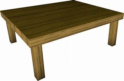 Table Wood Kitchen Wooden Built Icon Transparent