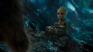 Guardians Of The Galaxy Vol 2 Baby Groot wallpaper ...