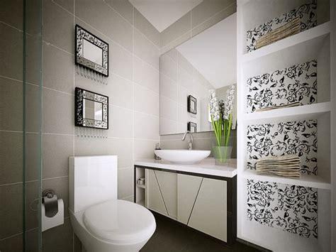 decoration murale cuisine design décoration toilettes originales