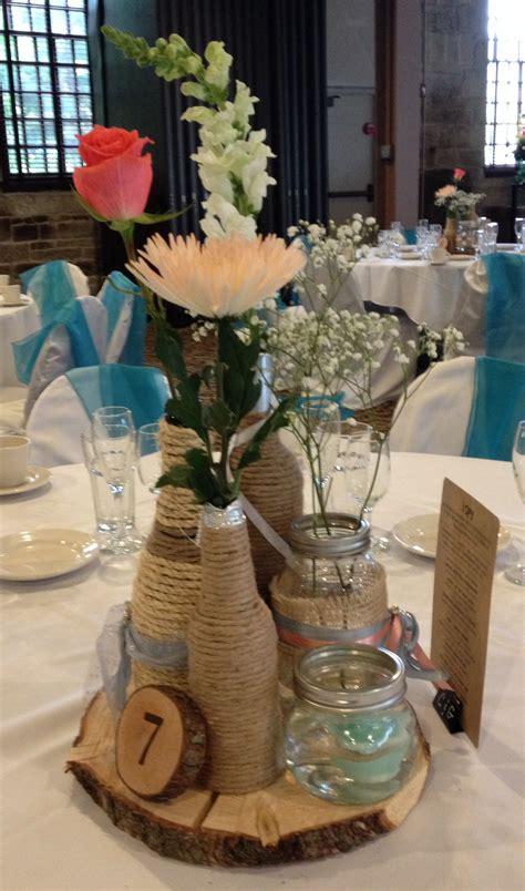 Wedding Centerpieces Mason Jars Candles Wwwimgkidcom
