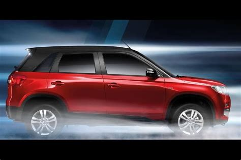 maruti vitara brezza petrol launch engine details