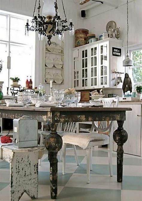 r駭ovation cuisine rénovation cuisine décorer une cuisine shabby chic élégante