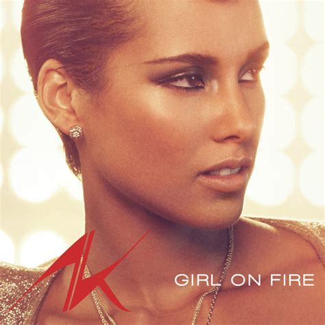 Alicia Keys   Girl On Fire lyrics   Directlyrics