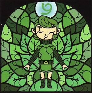 zelda sages stained glass Legend of Zelda: The Wind
