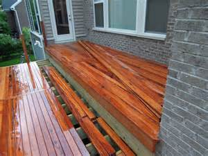 tigerwood deck township oh area