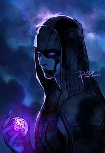 Ronan the Accuser by PSlenDy on DeviantArt