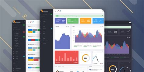 Components In Different Templates Vue Js by 5 Best Vue Js Admin Template 2018 Jewel Theme Medium