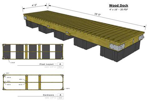 Free Floating Boat Dock Plans by Floating Dock Plans Images