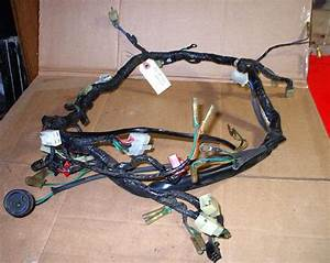 1982 Honda Vf750c Magna Wire Harness Wireing  U2013 5th Gear Parts