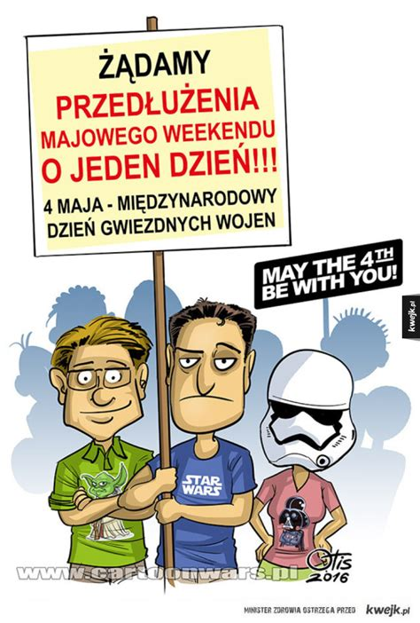 May The 4th be with You! - Ministerstwo śmiesznych ...