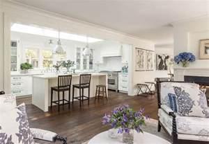 open kitchen living room design ideas white kitchen design ideas wanted one magazine