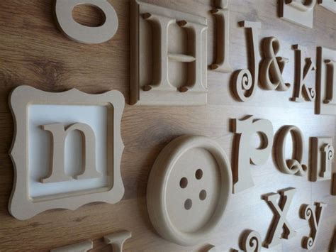 wood letters for wall bring your walls to