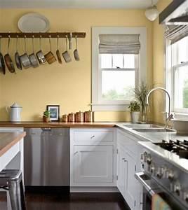 Ideen Für Küchenwände : die besten 25 gelbe k chenw nde ideen auf pinterest gelb k chen blassgelbe w nde und warme ~ Sanjose-hotels-ca.com Haus und Dekorationen