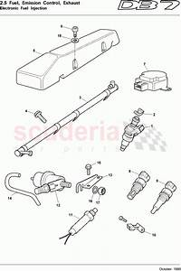 Aston Martin Db7  1995  Electronic Fuel Injection Parts