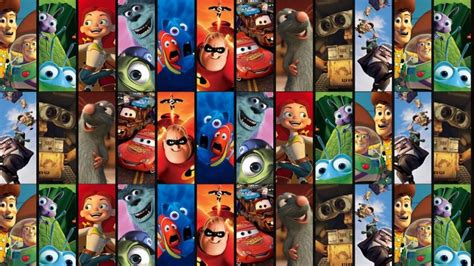 All 19 Pixar Movies, Ranked