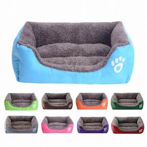Popular xxl dog beds buy cheap xxl dog beds lots from for Soft indoor dog house large