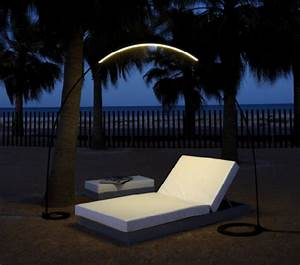 Outdoor led lighting for patios : Led outdoor lighting fixtures halley by vibia