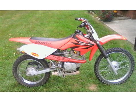 2006 Honda Crf For Sale In 47 Royal St, Thedford, On N0m