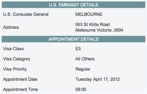 sample  appointment letter   visa  fiance visa