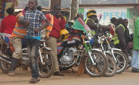 Motorcycles Set To Become Main Mode Of Transport