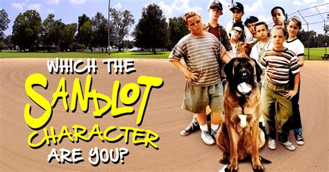 """Which """"the Sandlot"""" Character Are You?  Brainfall"""