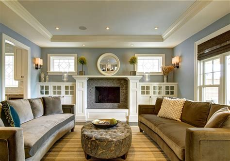 Stylish Family Home With Transitional Interiors