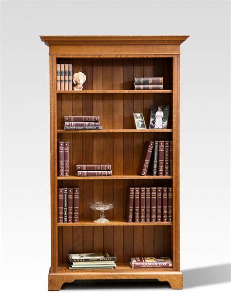 Offenes Regal by Silky Oak Bookcase Open Shelf Lacewood Furniture