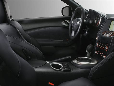 nissan 370z interior 2016 nissan 370z price photos reviews features