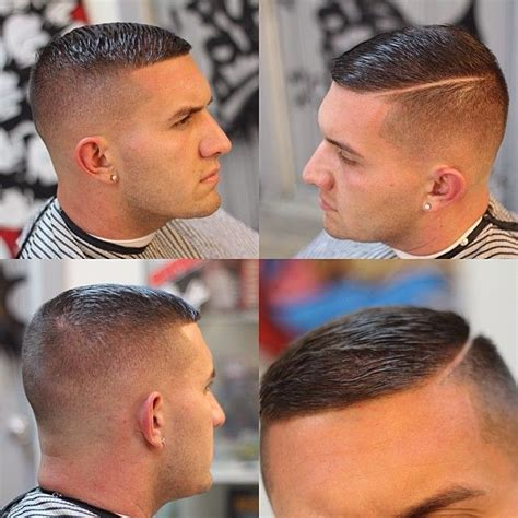 high  tight mens hairstyle head shapes short