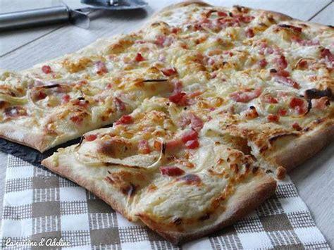 recettes de tarte flambee de la cuisine d adeline