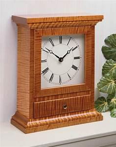 Mantel, Clock