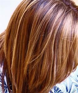 35 Glamorous Dark Brown Hair With Highlights | CreativeFan