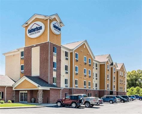 Suburban Extended Stay Hotel In South Bend (in)