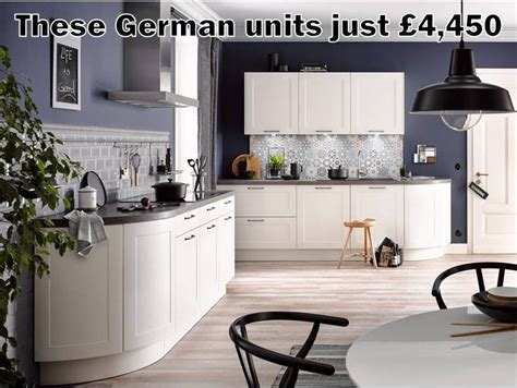 How To Get A German Kitchen For Less Than A Budget Kitchen