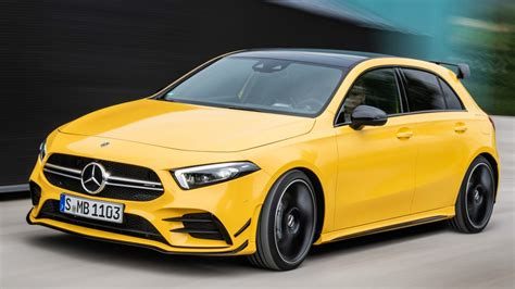 Wallpaper Mercedes-Benz A35 AMG 4Matic, 2019 Cars, 8K ...