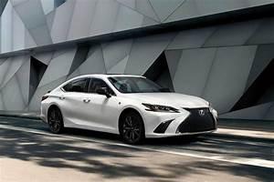 2021, Lexus, Es, Gets, Awd, Black, Line, Special, Edition