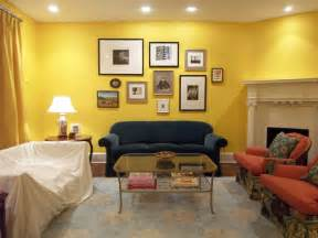 Livingroom Color Yellow Living Room Benjamin S 343 Sunrays And A New Wall Bossy Color Elliott
