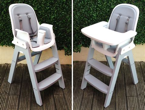 Oxo Tot Sprout High Chair Used by Oxo Tot Sprout High Chair Review Demonstration A