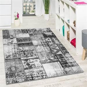 Wohnzimmer Teppich Grau : wohnzimmer teppich grau orient muster ausverkauf restposten ~ Indierocktalk.com Haus und Dekorationen
