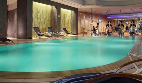 Indoor Heated Swimming Pool Gym-swissotel Krasnye Holmy